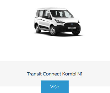 TRANSIT CONNECT Kombi N1
